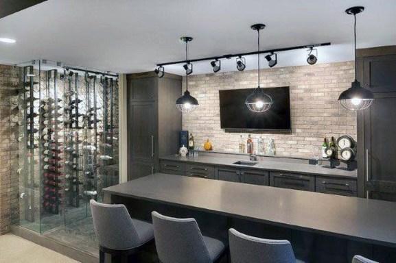 Cozy Home Bar Designs Ideas To Make You Cozy 43