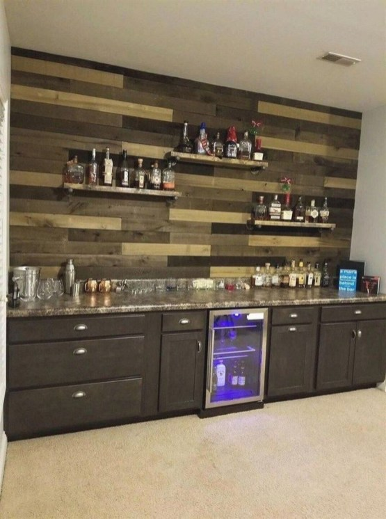 Cozy Home Bar Designs Ideas To Make You Cozy 44