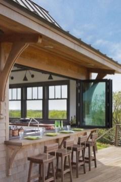 Cozy Outdoor Kitchen Decor Ideas For You 24