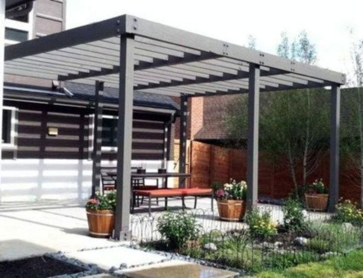 Enchanting Backyard Patio Remodel Ideas To Try 09