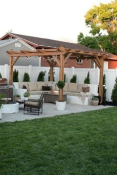 Enchanting Backyard Patio Remodel Ideas To Try 34