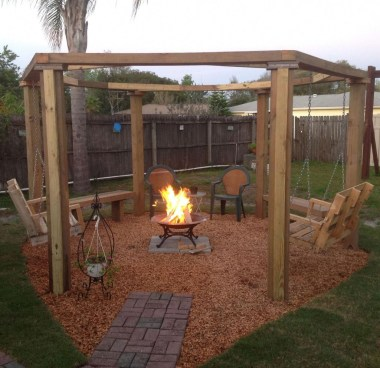 Enchanting Backyard Patio Remodel Ideas To Try 45