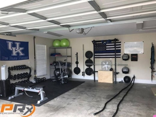 Enchanting Home Gym Spaces Design Ideas To Try Asap 03