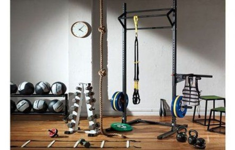 Enchanting Home Gym Spaces Design Ideas To Try Asap 08