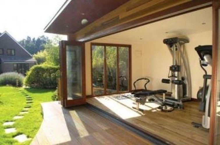 Enchanting Home Gym Spaces Design Ideas To Try Asap 10