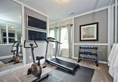Enchanting Home Gym Spaces Design Ideas To Try Asap 13