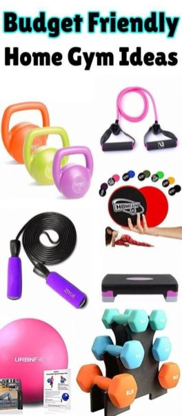 Enchanting Home Gym Spaces Design Ideas To Try Asap 15