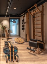 Enchanting Home Gym Spaces Design Ideas To Try Asap 21
