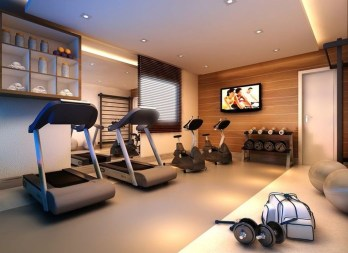 Enchanting Home Gym Spaces Design Ideas To Try Asap 27