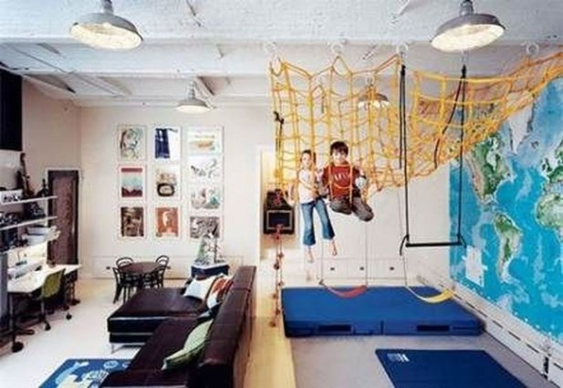 Enchanting Home Gym Spaces Design Ideas To Try Asap 45