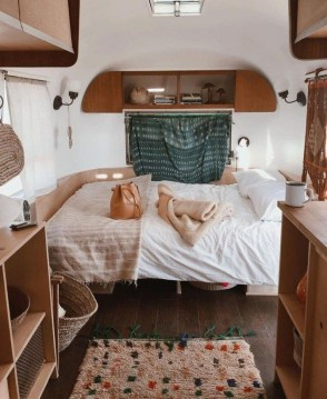 Excellent Airstream Interior Design Ideas To Copy Asap 03