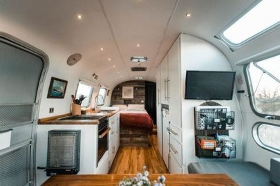 Excellent Airstream Interior Design Ideas To Copy Asap 05