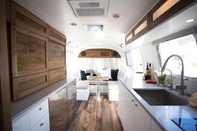 Excellent Airstream Interior Design Ideas To Copy Asap 06