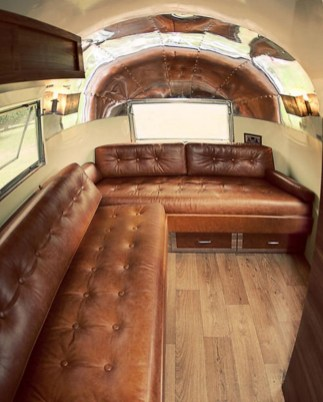 Excellent Airstream Interior Design Ideas To Copy Asap 20