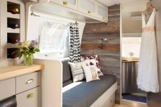 Excellent Airstream Interior Design Ideas To Copy Asap 38
