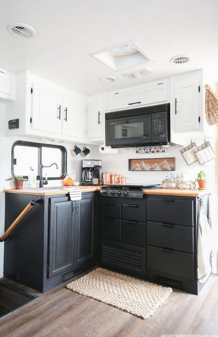 Excellent Airstream Interior Design Ideas To Copy Asap 39