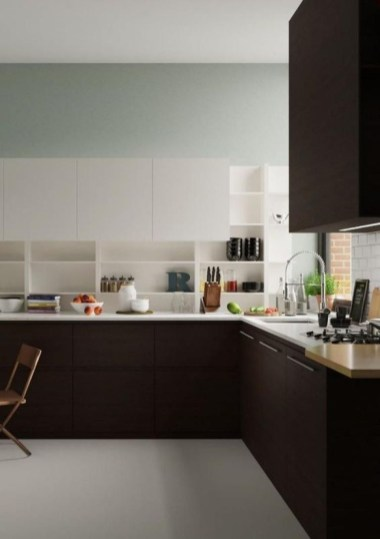 Relaxing Kitchen Cabinet Colour Combinations Ideas To Try 01