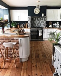 Relaxing Kitchen Cabinet Colour Combinations Ideas To Try 21