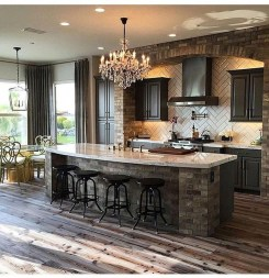 Relaxing Kitchen Cabinet Colour Combinations Ideas To Try 22