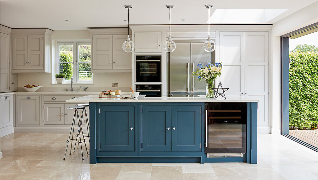 Relaxing Kitchen Cabinet Colour Combinations Ideas To Try 25