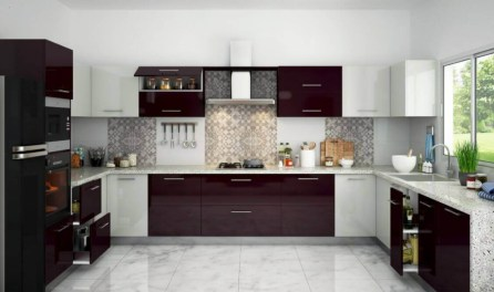 Relaxing Kitchen Cabinet Colour Combinations Ideas To Try 26