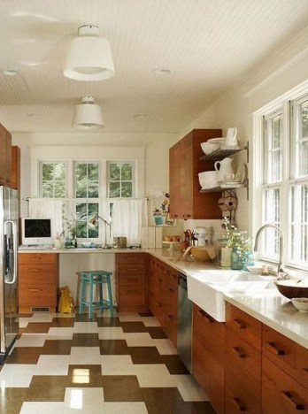 Relaxing Kitchen Cabinet Colour Combinations Ideas To Try 35