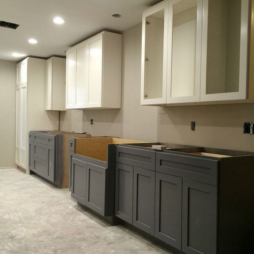 Relaxing Kitchen Cabinet Colour Combinations Ideas To Try 43