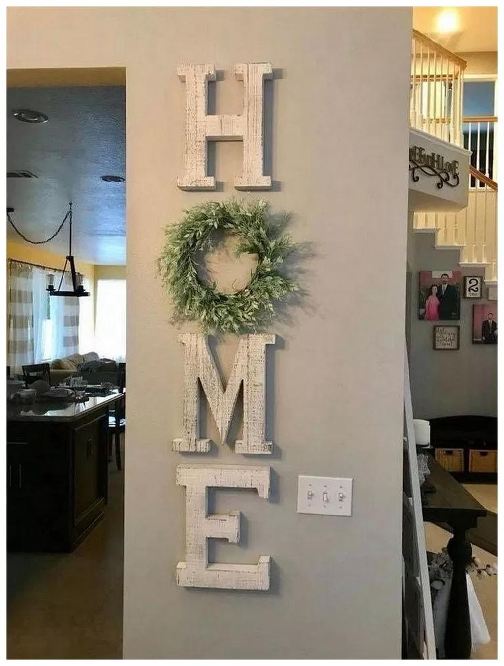 Splendid Farmhouse Living Room Decor Ideas 15