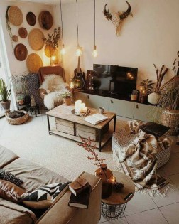 Stylish Pattern Interior Design Ideas For Your Room 30