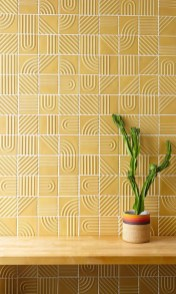 Stylish Pattern Interior Design Ideas For Your Room 39