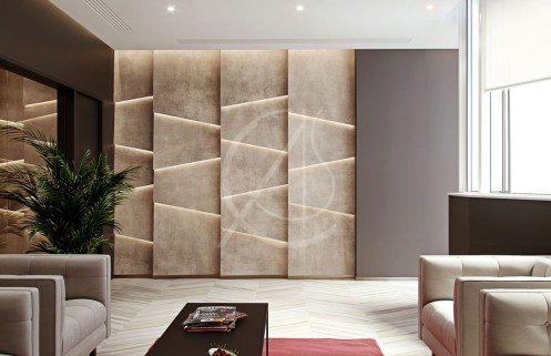 Stylish Pattern Interior Design Ideas For Your Room 43