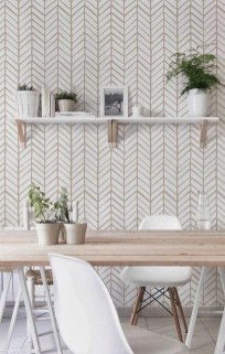 Stylish Pattern Interior Design Ideas For Your Room 44