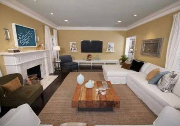 Superb Layout Design Ideas For Family Room 09