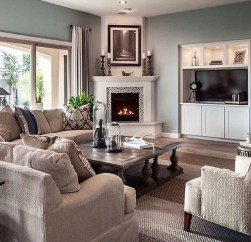 Superb Layout Design Ideas For Family Room 15