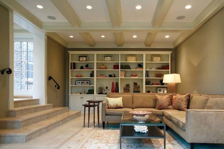 Superb Layout Design Ideas For Family Room 24