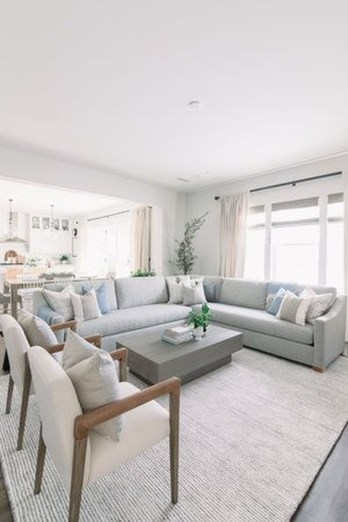 Superb Layout Design Ideas For Family Room 25