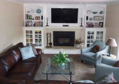 Superb Layout Design Ideas For Family Room 32