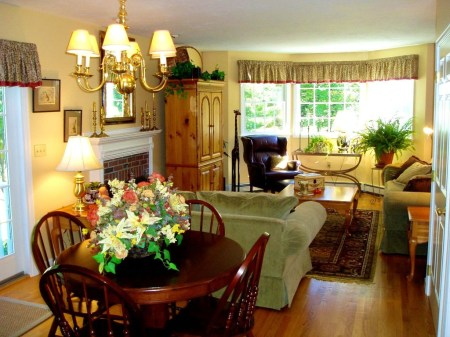 Superb Layout Design Ideas For Family Room 41