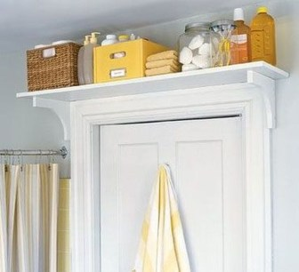 Affordable Diy Bathroom Storage Ideas For Small Spaces 04