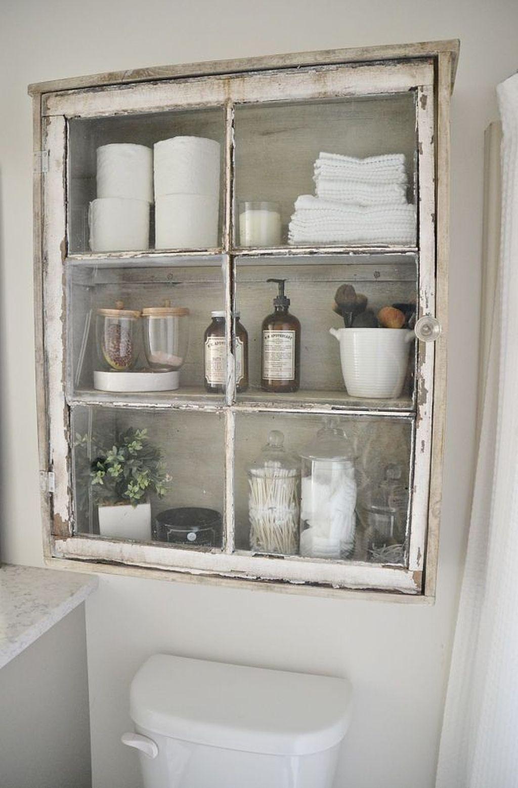 Affordable Diy Bathroom Storage Ideas For Small Spaces 24