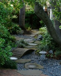 Amazing Design For Tiny Yard Garden 05