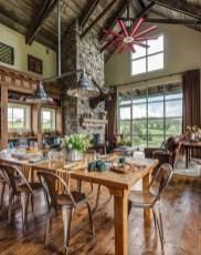 Astonishing Rustic Dining Room Desgin Ideas 09