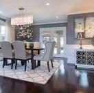 Astonishing Rustic Dining Room Desgin Ideas 15