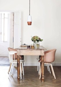 Astonishing Rustic Dining Room Desgin Ideas 24