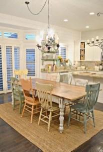 Astonishing Rustic Dining Room Desgin Ideas 26