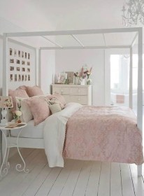 Cute And Girly Pink Bedroom Design For Your Home 03