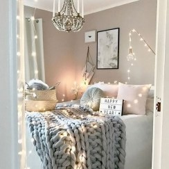 Cute And Girly Pink Bedroom Design For Your Home 10