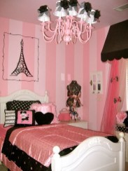 Cute And Girly Pink Bedroom Design For Your Home 11