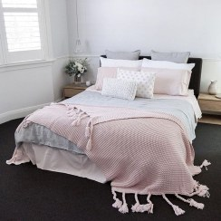 Cute And Girly Pink Bedroom Design For Your Home 12