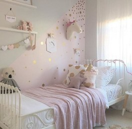 Cute And Girly Pink Bedroom Design For Your Home 21